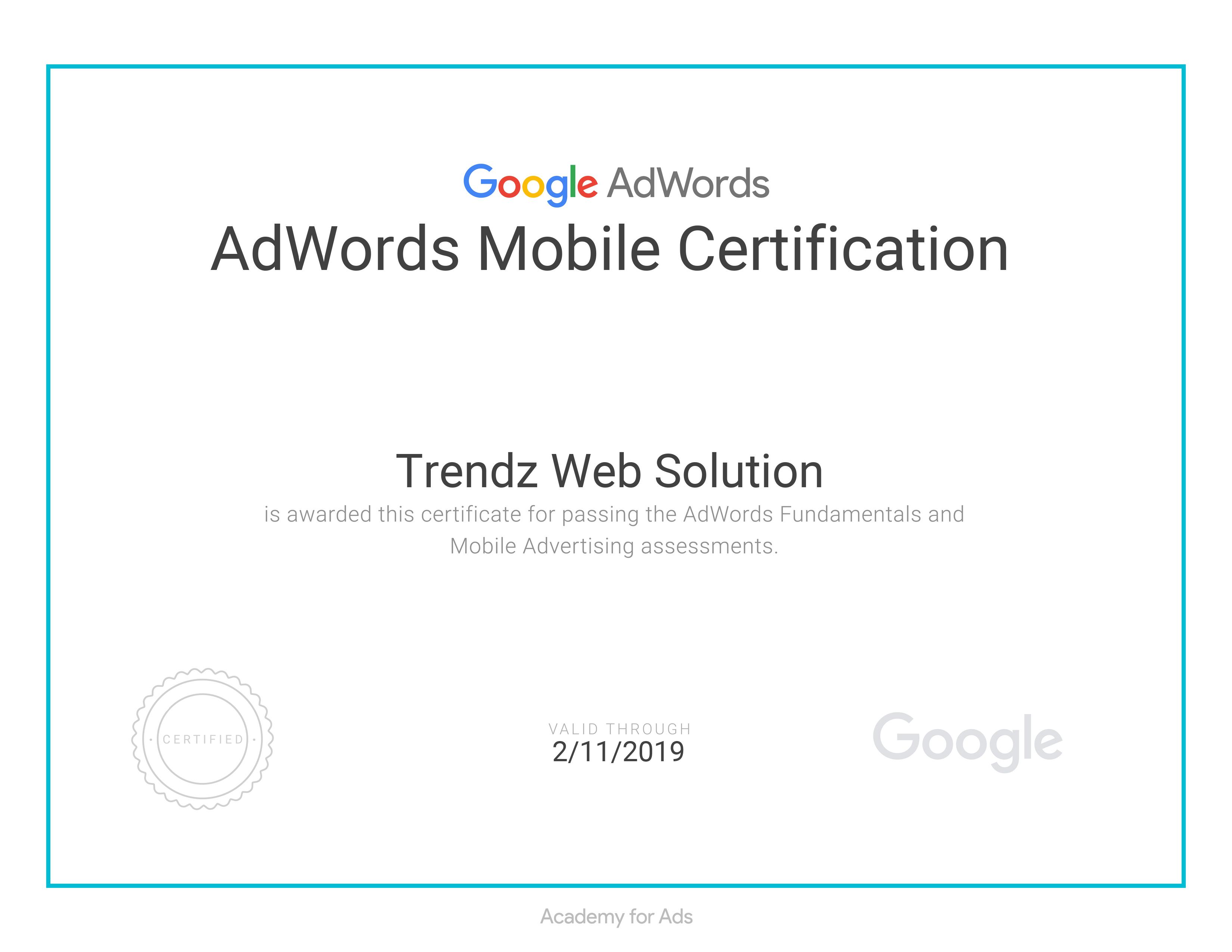 960e6ee9a3 Trendz Web Solution  Web design and development